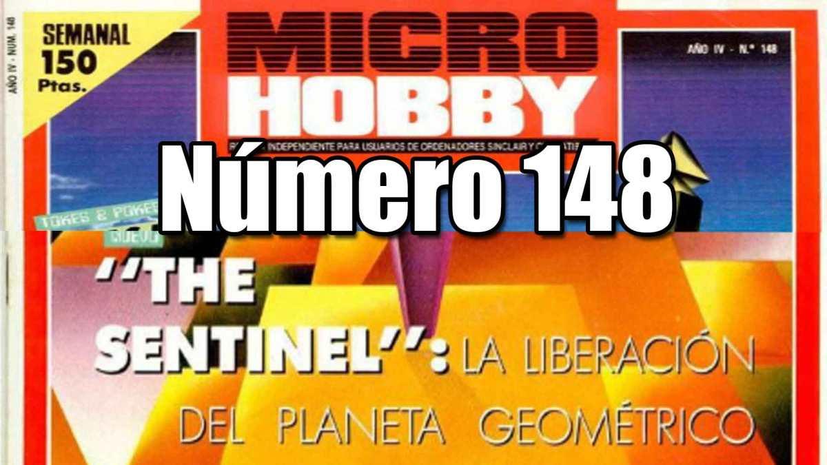 Microhobby Semanal: Numero 148