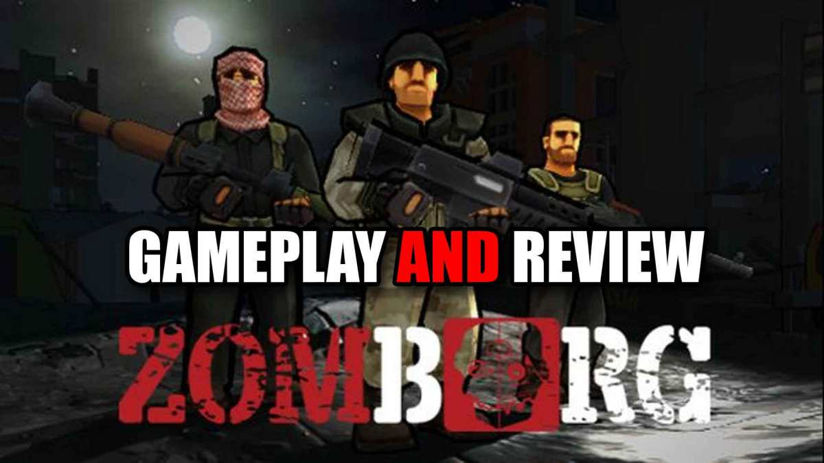 ZOMBORG: Gameplay