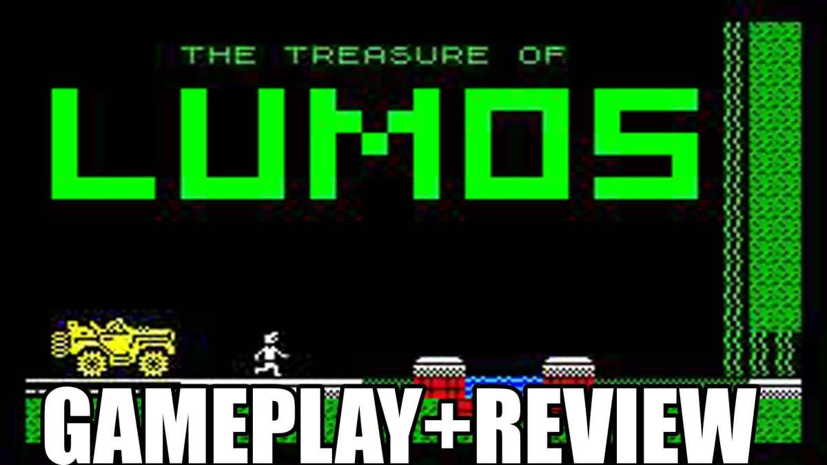 The Treasure Of Lumos: Version Final