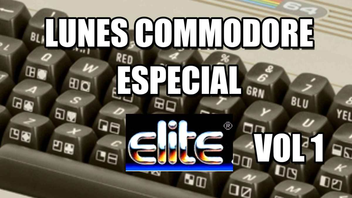 Lunes Commodore: Especial ELITE. VOL 1