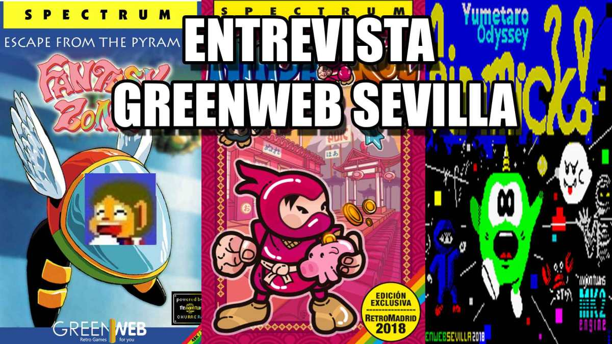 ENTREVISTA GREENWEB SEVILLA: NinjaKul in the AUIC Temple: