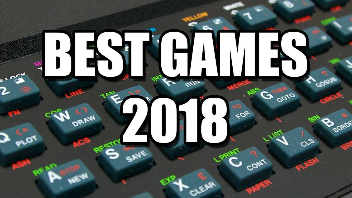 Domingos con Juanje EXTRA: Mejores juegos 2018